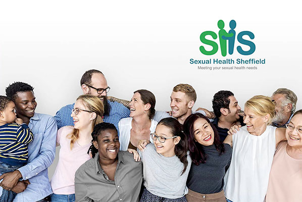 Sexual Health Sheffield. Meeting your sexual health needs. Group of people