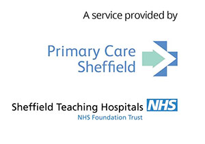 A service provided by Primary Care Sheffield and Sheffield Teaching Hospitals